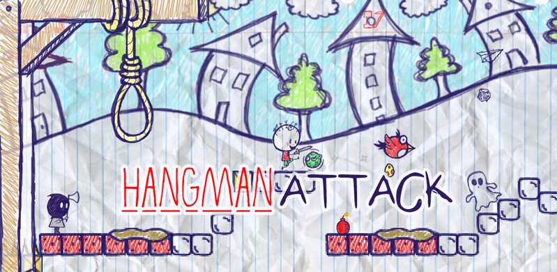 Hangman Attack Large Header